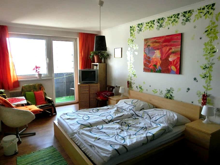 Sunny private room in the Reichenau !!! - Innsbruck - Departamento