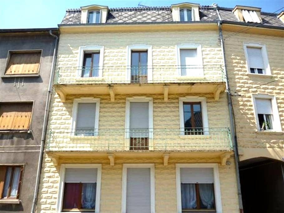 Grand 2 pièces proche Amneville - Talange - Wohnung
