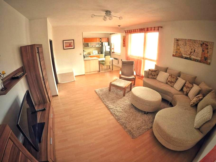 Luxury apartment in lovely small Castle town - Liptovský Hrádok