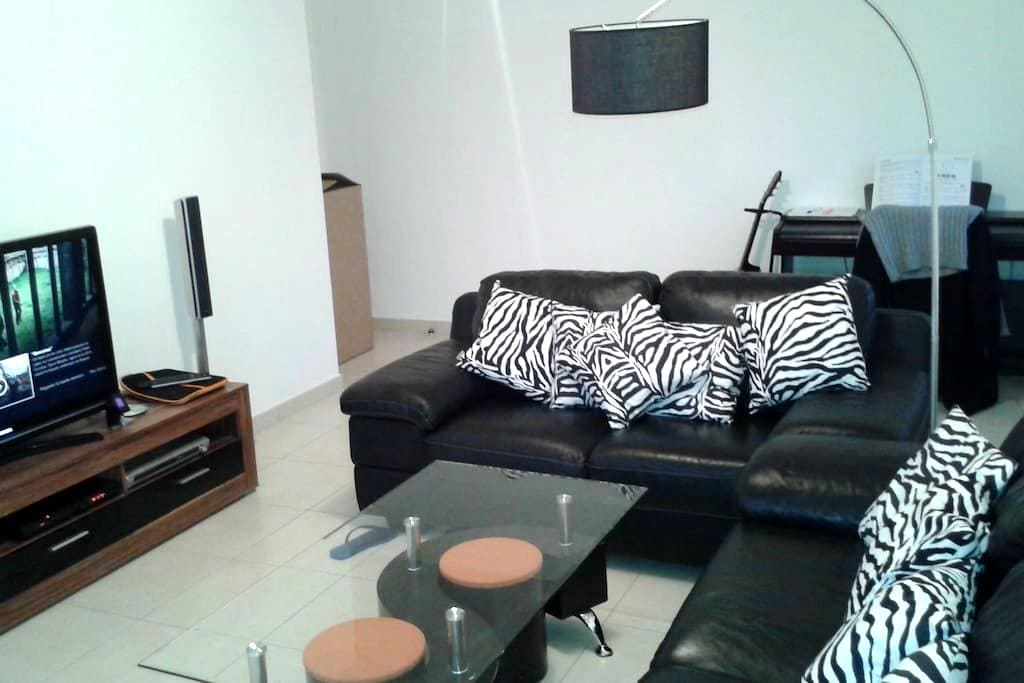 2 BEDROOM APARTMENT 73m2 IN ST GENIS CLOSE TO CERN - Saint-Genis-Pouilly - Appartement