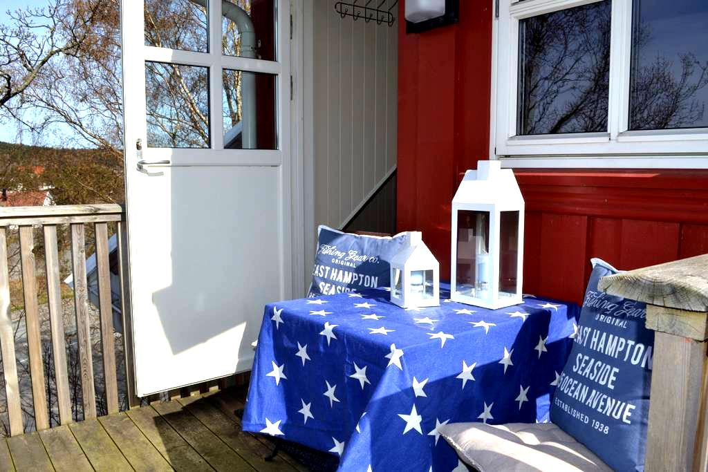 Delikat leilighet i idylliske Langenes - Søgne - Lejlighed