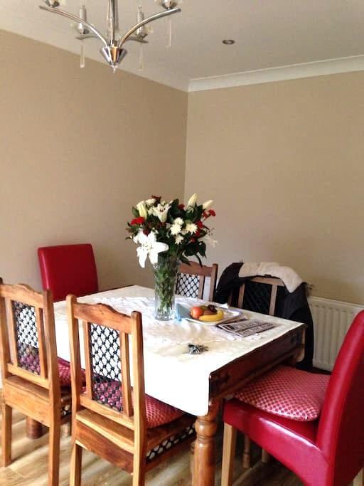 Beautiful double room in Drogheda - Drogheda - Dům