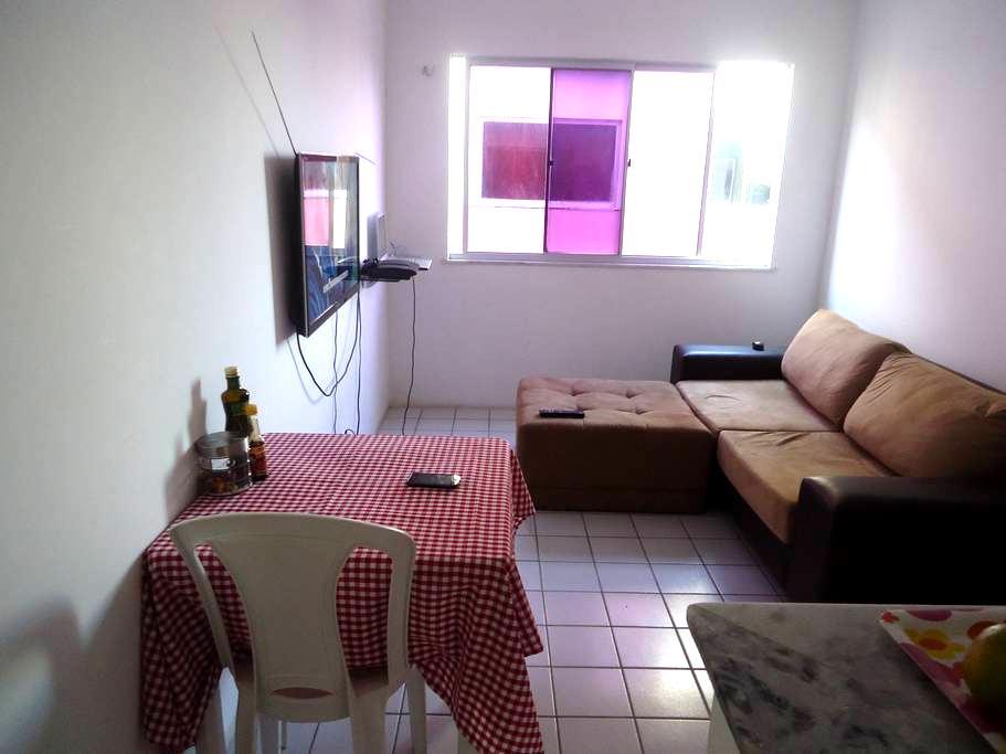 Ap perto do BNB e Arena Castelão - Fortaleza - Apartamento