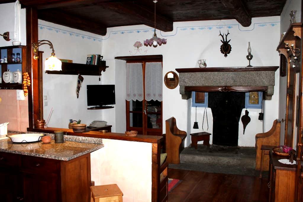 La tana del paradiso - Croveo - Apartment