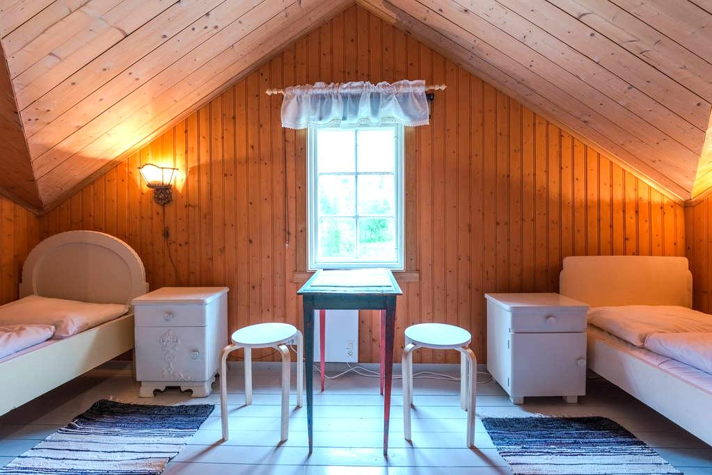 Kafe Friisgården - Ramberg - Wohnung