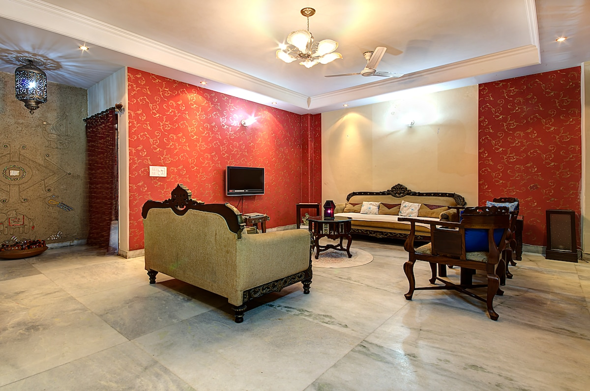 Serviced Apartment-Long/Short Stay