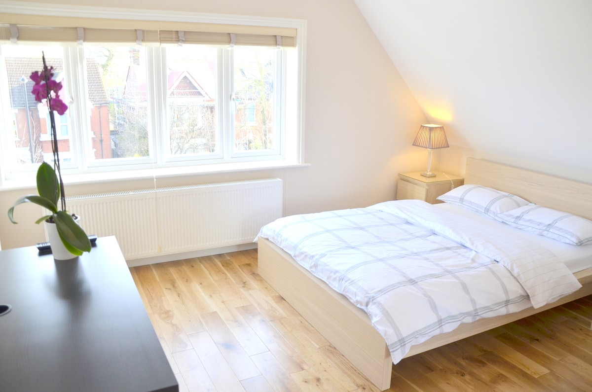 London house with en-suite rooms 4