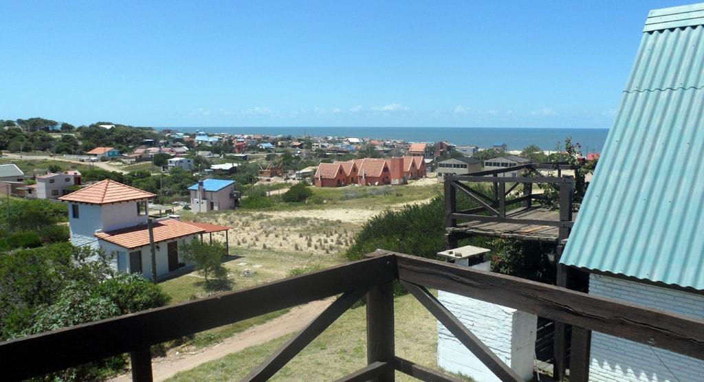 Amazing view in Punta del Diablo 4