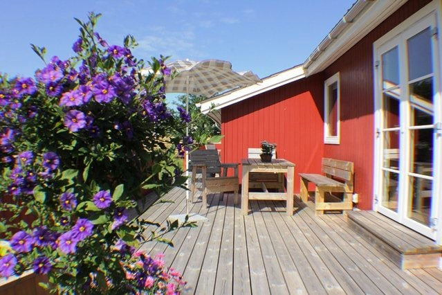 The Little Red Cabin Near Blåvand!