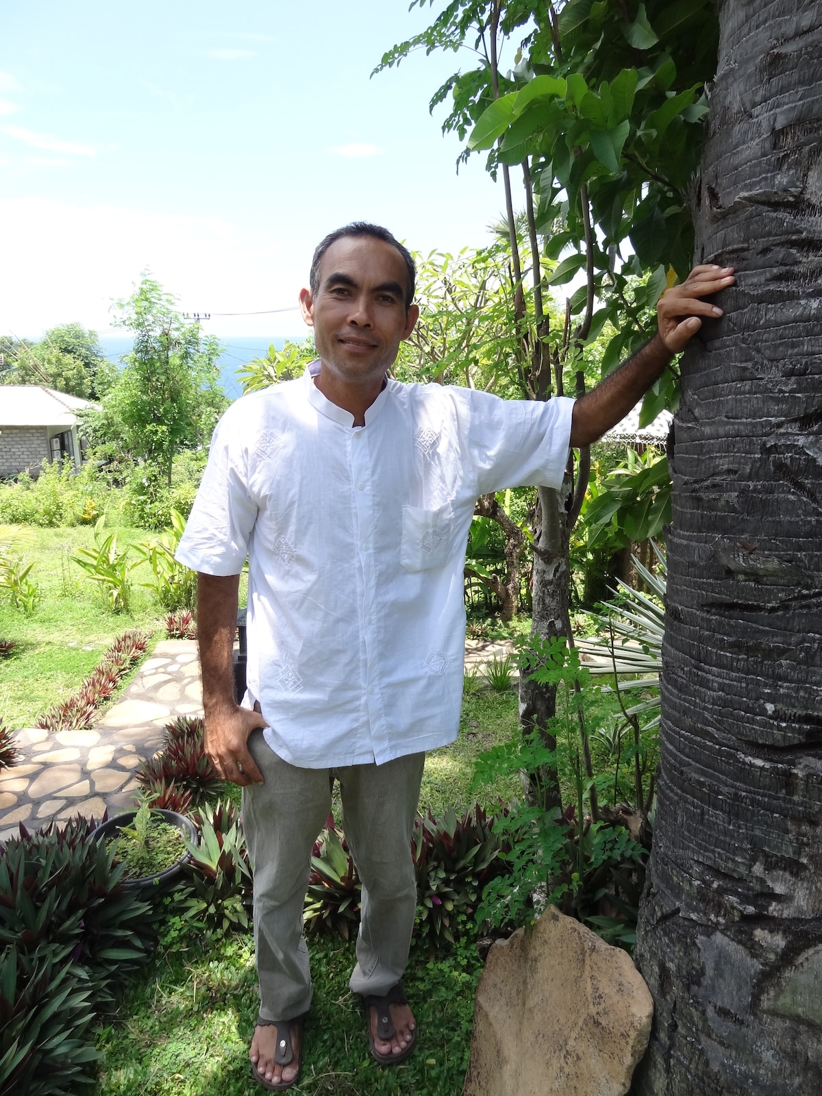 Nyoman Parna alias Sales - the person that is responsible that your dreams become true