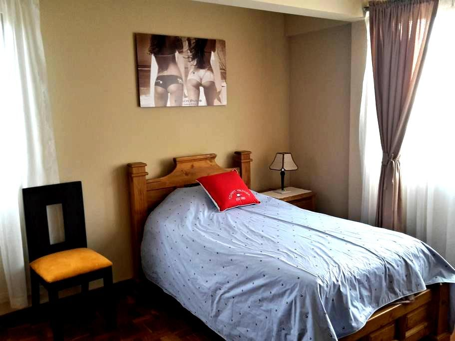 Habitación en Departamento - Cochabamba - Apartemen
