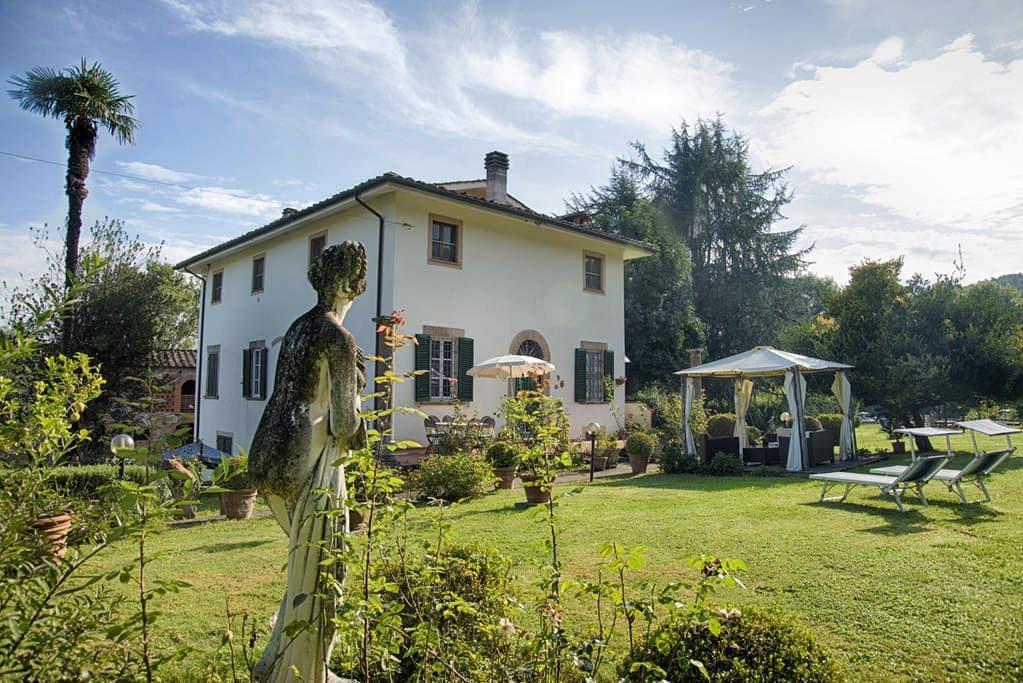 Villa Rossini appartamento ELENA - Guamo - Casa
