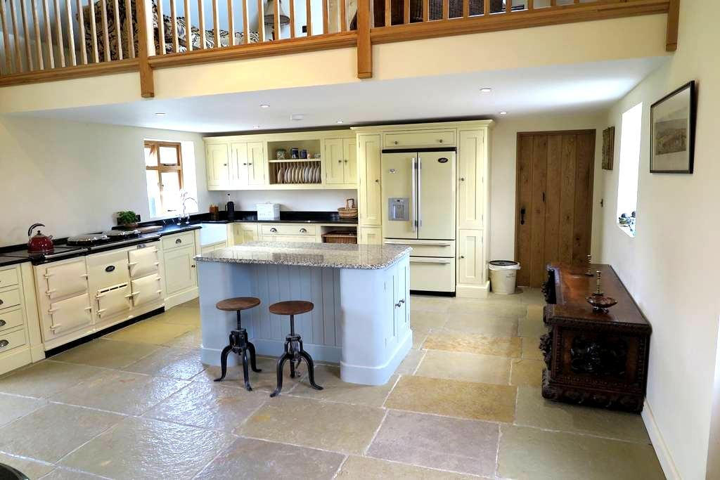 Church view farm, holiday cottage, Ashbourne - Derbyshire - Hus