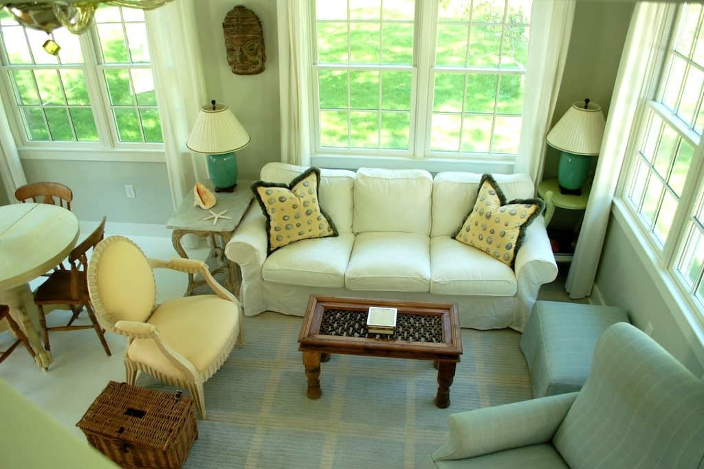 Charming Cape cod cottage - Duxbury - Huis