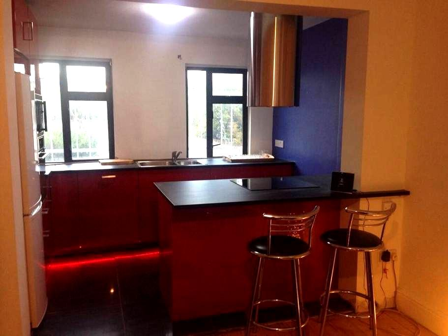 Double bed in quiet 3 bed cottage - Dublino - Casa