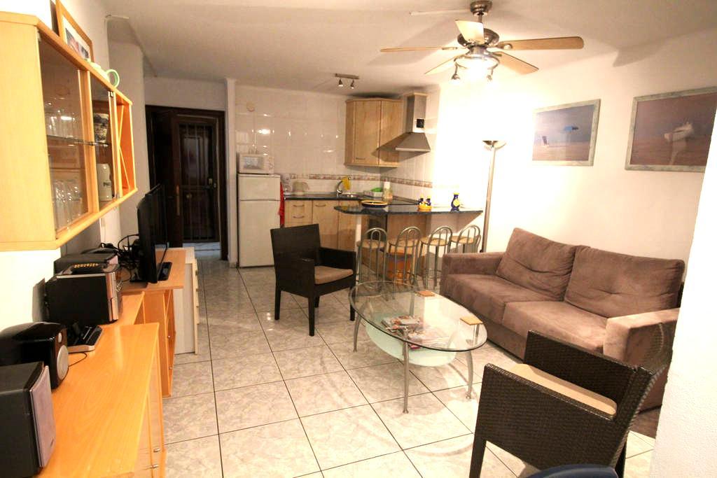 Perfect 1 slaapkamer appartement gratis WIFI AIRCO - Torrox Costa