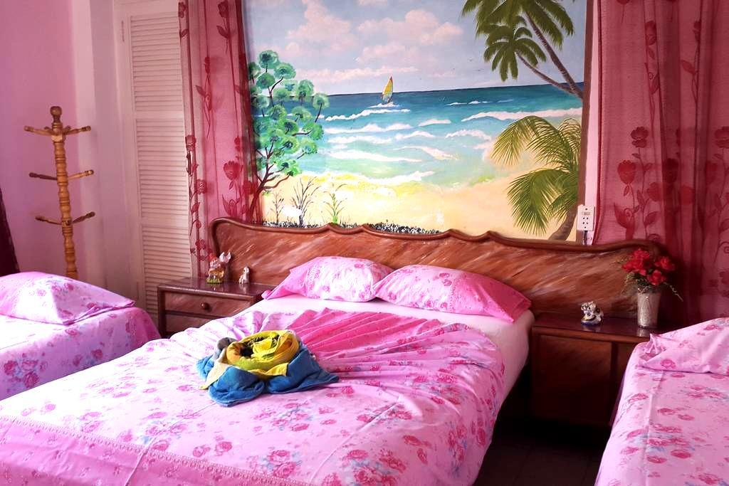 Hostal Villa Cuba Irene y Marcos - Santa Clara - Pis