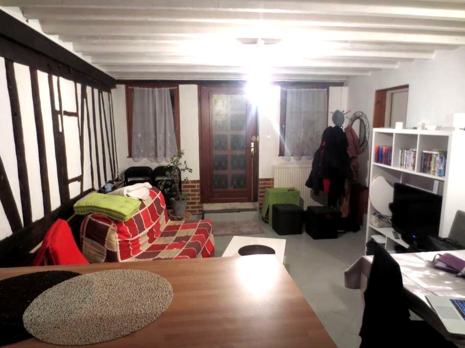 Maison en proche banlieue - Maromme