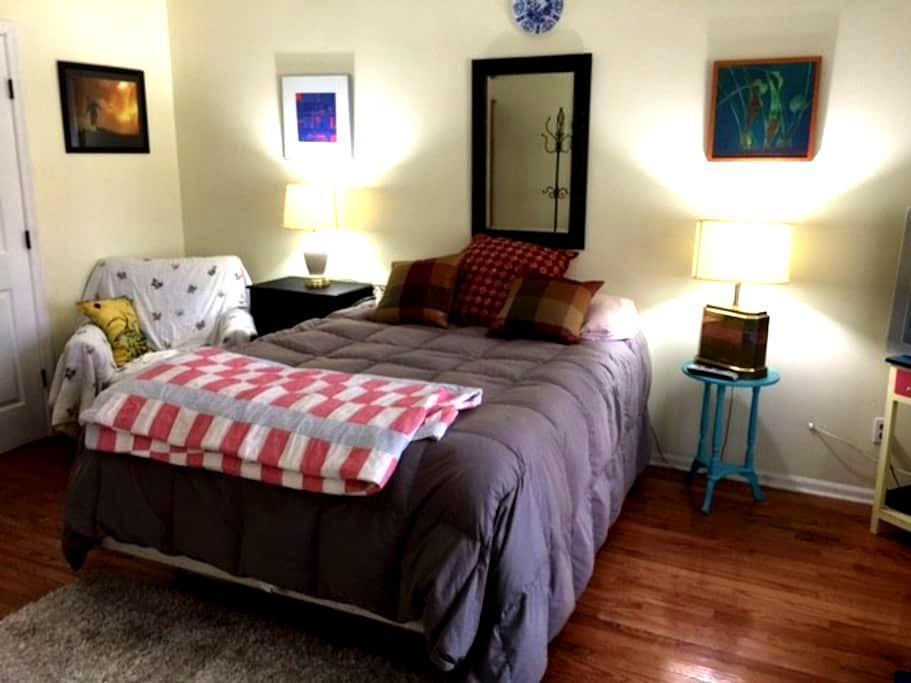 Southern International cozy home! - Valdosta - Dům