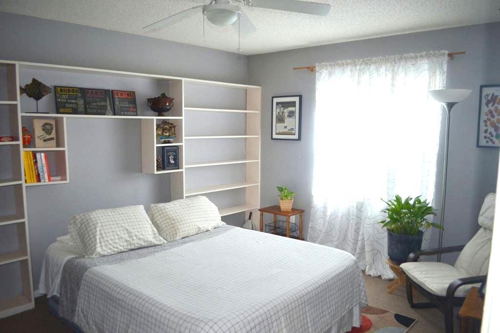 Suburban Solar House with Garden - Orlando - Haus