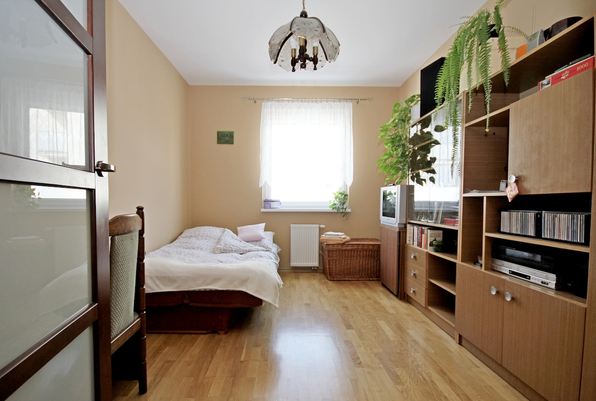 Welcome to our guest room in Lodz!!