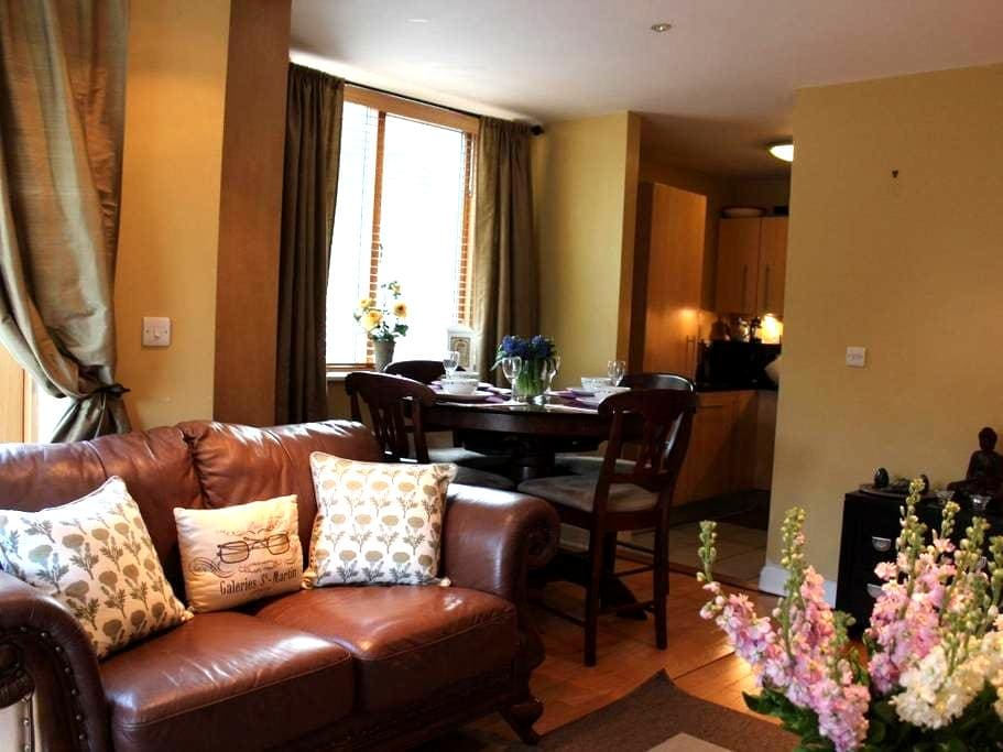 Lovely 2 bedroom apartment in Howth - dublin - Lejlighed