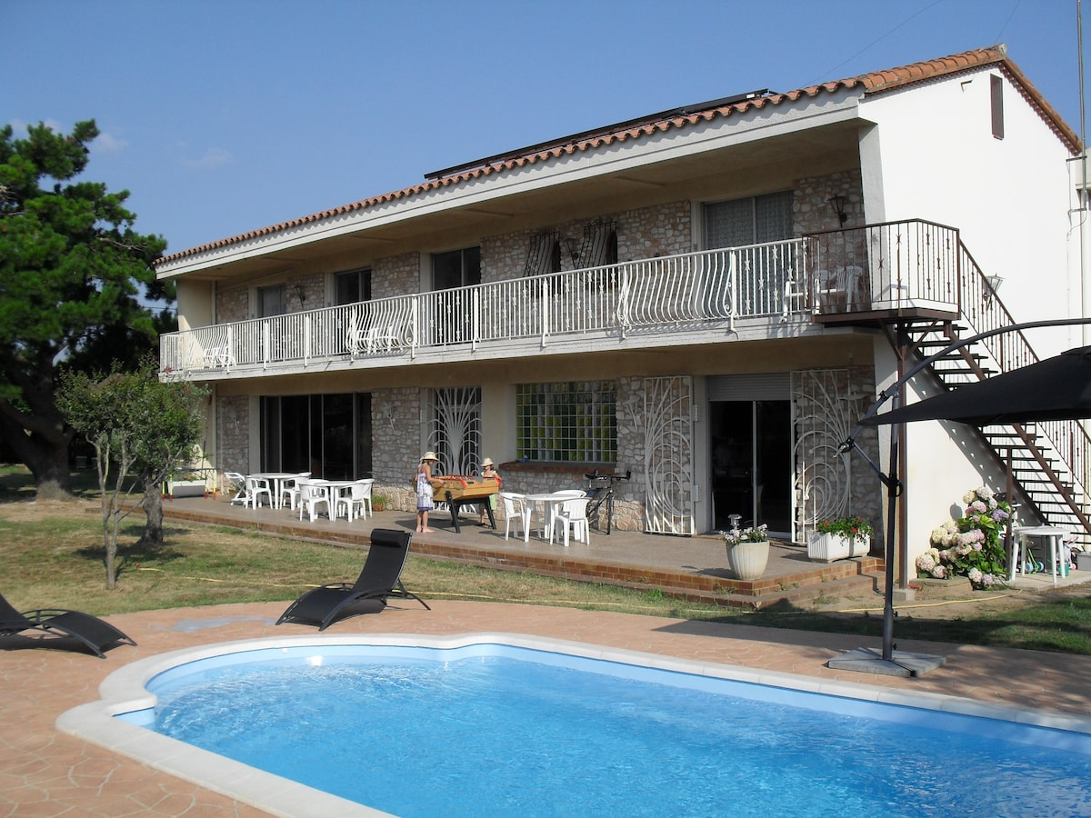 Bed and Breakfast near Collioure