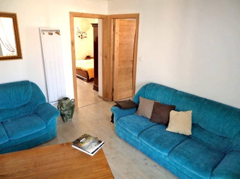 joli appartement au calme - Corte - Flat