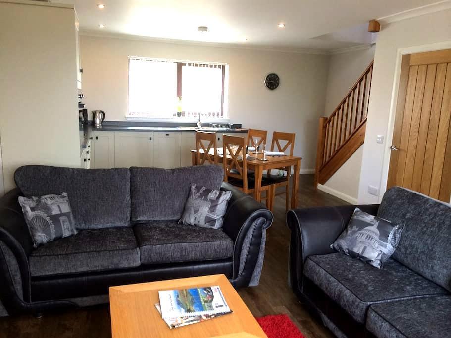 Shiloh, Self Catering Apartment. - Isle of Skye  - Diğer