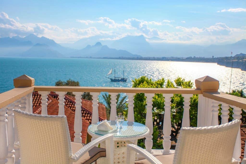 ANTALYA KALEİÇİ'NDE MUHTEŞEM TATİL 401 - Antalya - Bed & Breakfast
