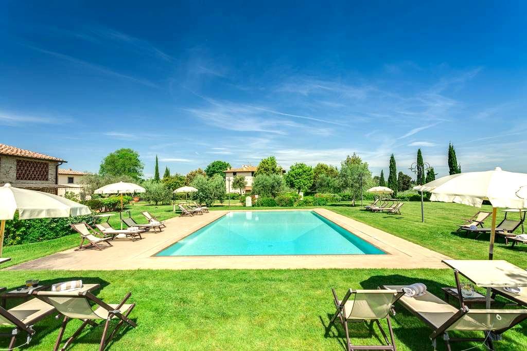 Apartment in Chianti 3 bedrooms!!! - Tavarnelle Val di Pesa - Appartement
