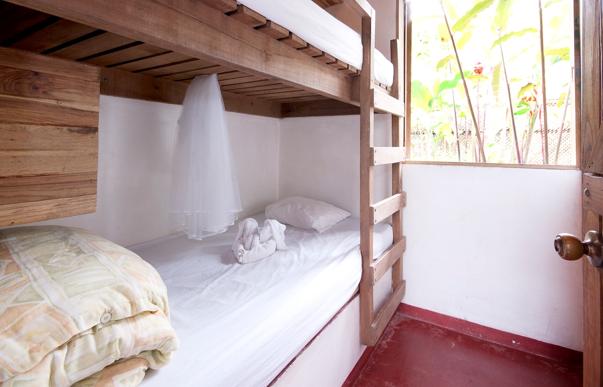 Bunkhouse Dormitory Style Room at Rancho Margot - ALL INCLUSIVE