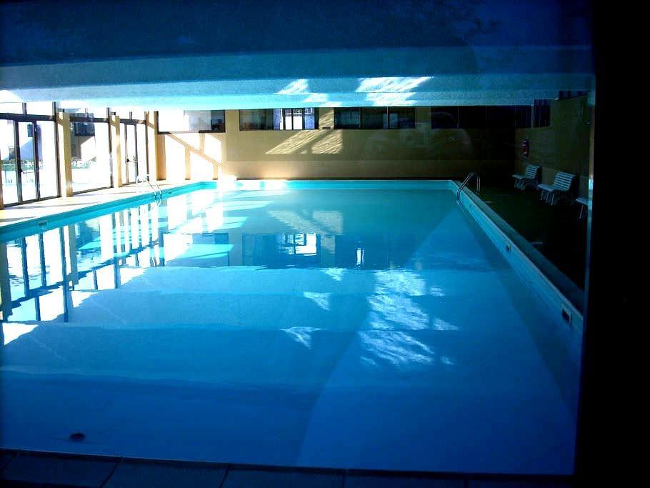 Relax, monti e un tuffo in piscina - Moggio