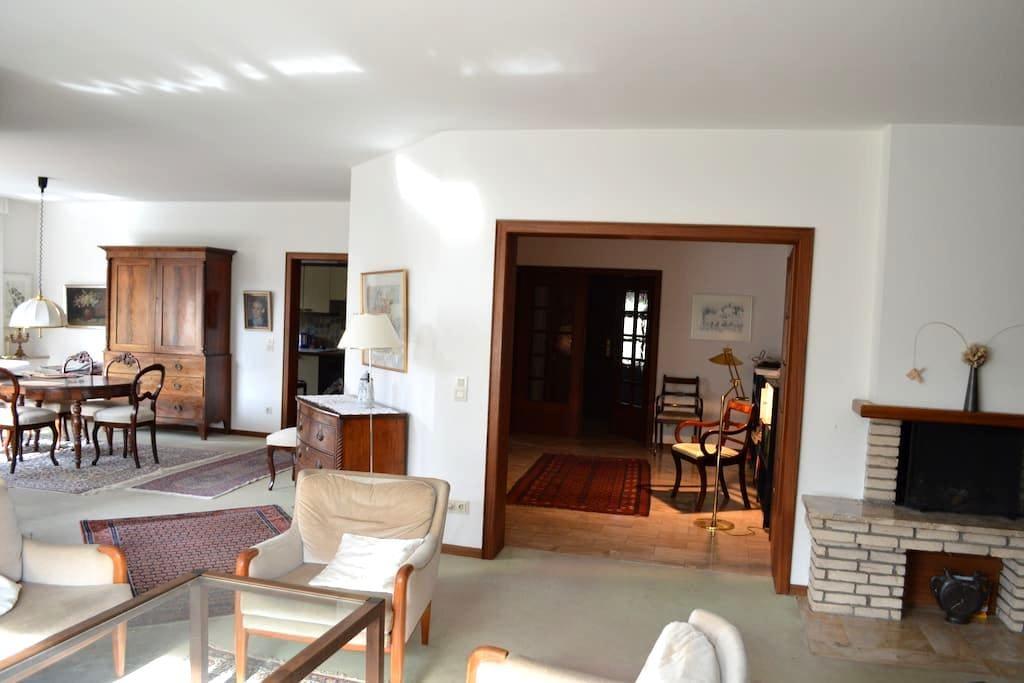 Double Room in Villa, loc. Hamburg-Wellingsbüttel - Hambourg - Maison