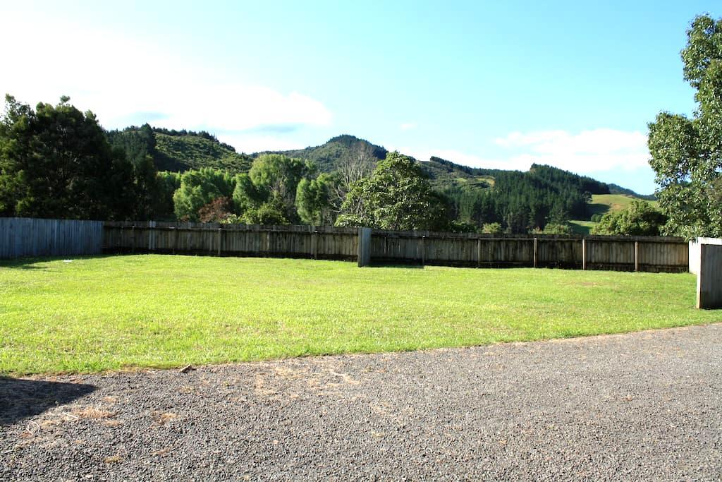 Caravan & Campervan sites - Kaimarama - Autocaravana
