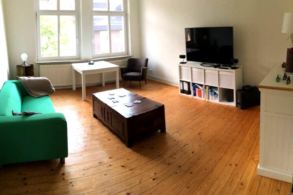 Ruhiges Apartment mit Balkon - Osnabrück - Pis