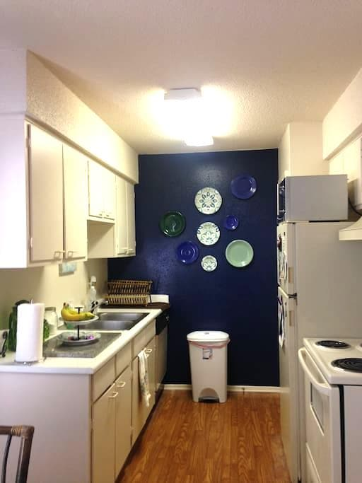 Bright and Cozy Room - Greenville - Apartamento