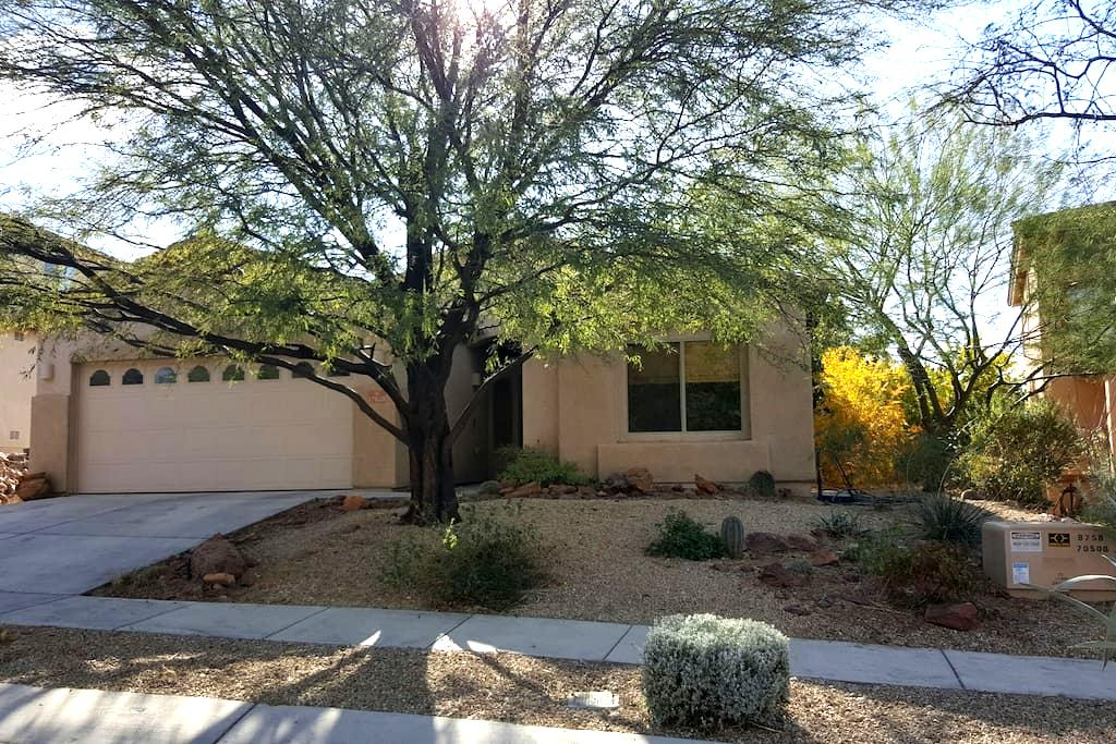 Beautiful Home in Vail Arizona with two rooms. - Vail - Hus