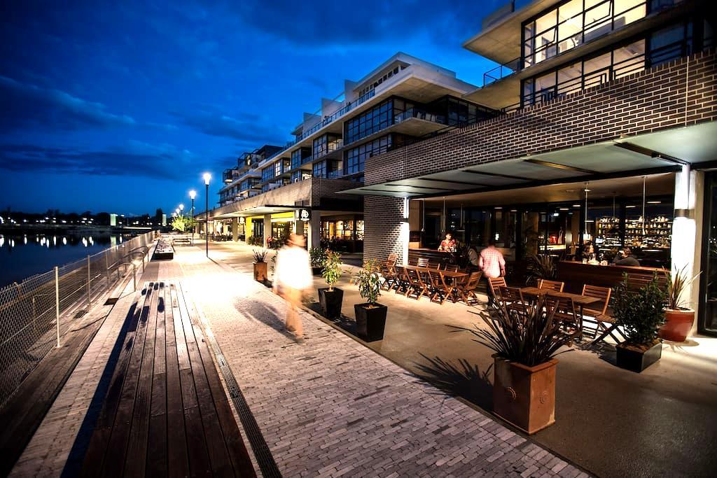 Dockside at the Kingston Foreshore - Kingston