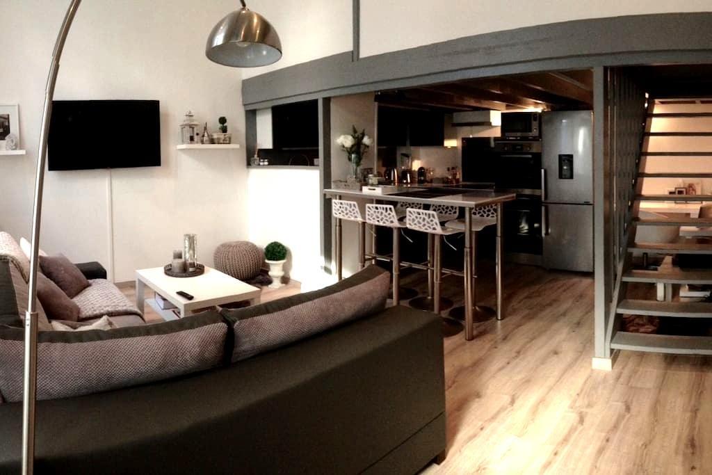Appartement hypercentre GARES - Lille