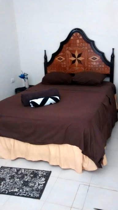 Linda habitación en Tulum Centro - Tulum - Leilighet