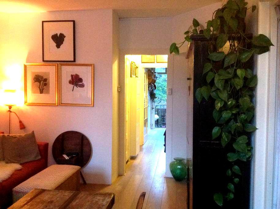 cozy Appartment near RAI -  & 'de PIJP' - Amsterdam - Wohnung