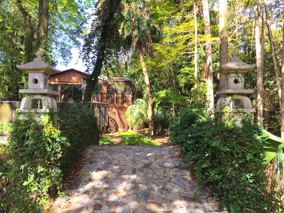 Withlacoochee River House, Nature Experience - Yankeetown - Ház