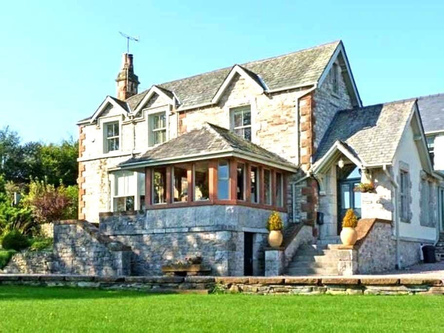 Gorgeous home for family reunions - Ulverston