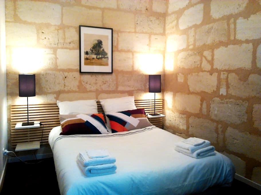 Appartement Centre-ville, quartier Saint Jean - Bordeaux - Apartemen