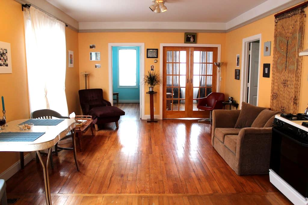 Spacious 1st Fl Apartment Hamtramck - Hamtramck - Apartament