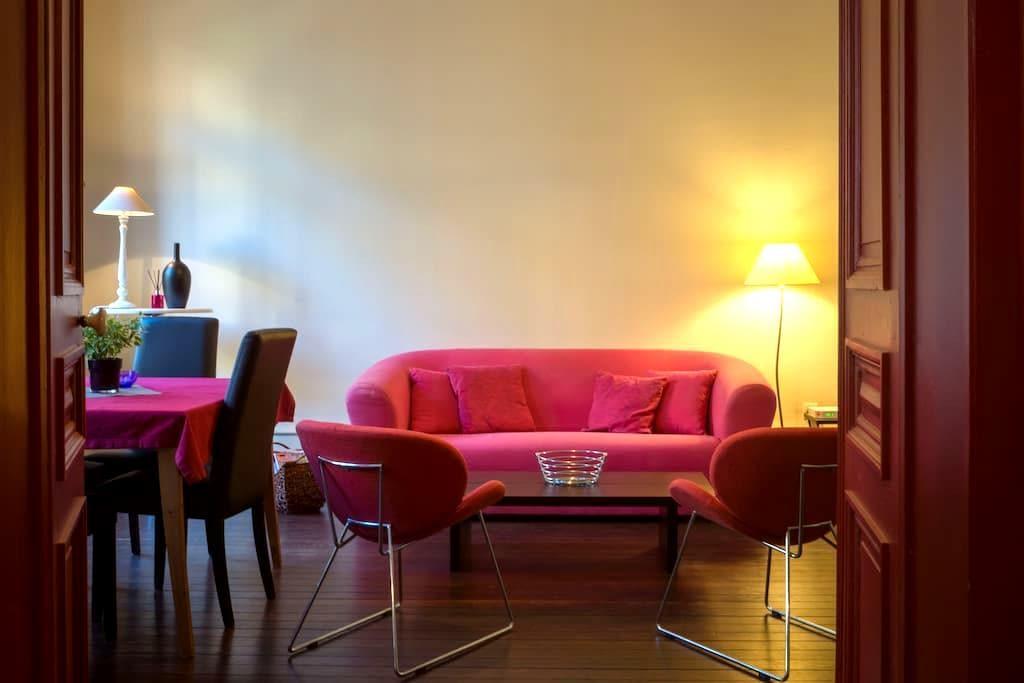 Les Begonias, Cosy Modern 57m² - Plombières-les-Bains - Lägenhet