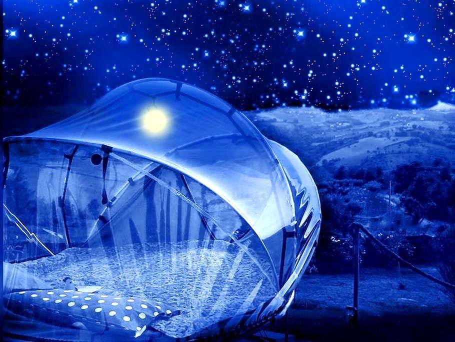 Let's sleep under the stars - Monteleone di Fermo