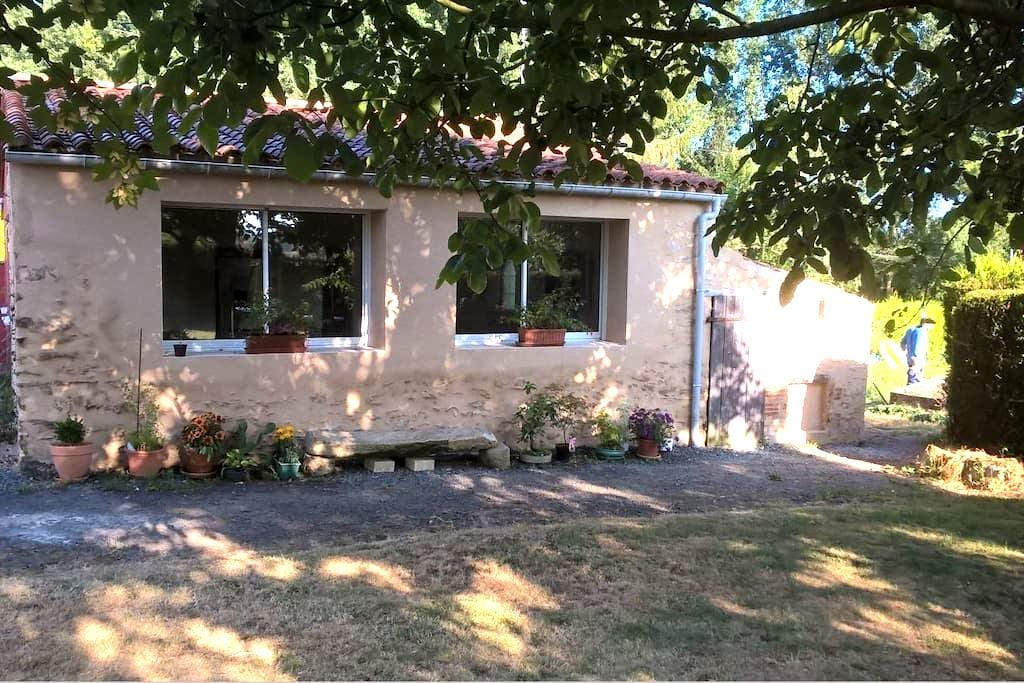 GITE 15 mn du PUY du Fou, 6 Perso - Les Herbiers - Casa