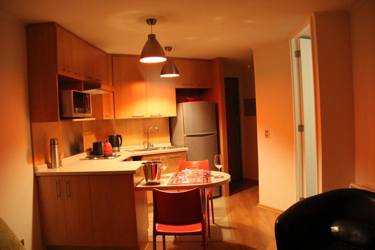 Apartment 2 Blocks Metro - Kitchen / Dining